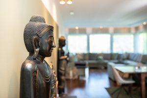 hoehnerhaus - Zimmer mit Buddha