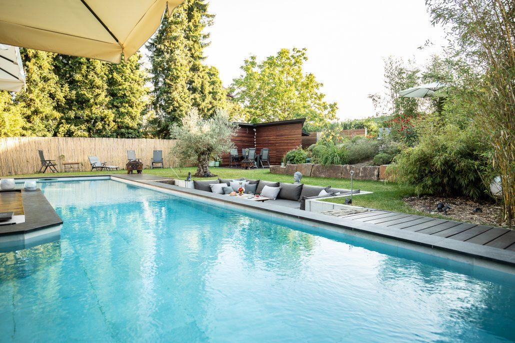 hoehnerhaus - Pool